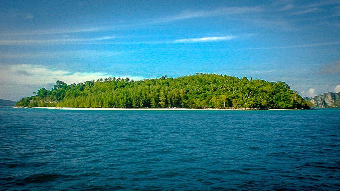 Bamboo Island bei Koh Phi Phi