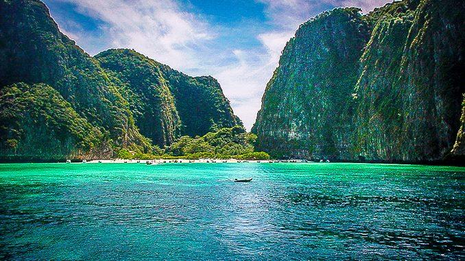 Ausflug auf die Phi Phi Inseln | Koh Phi Phi
