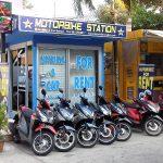 Motorrad, Roller mieten auf Phuket