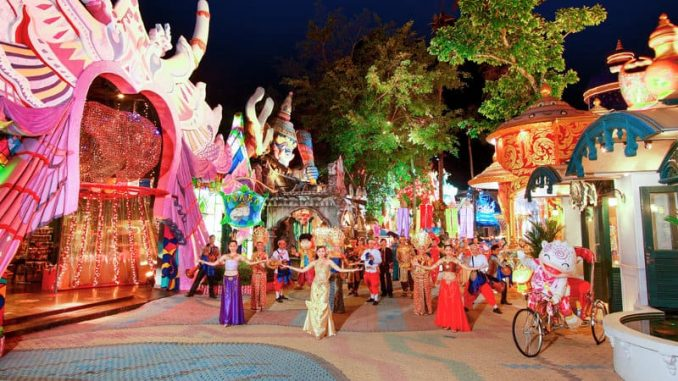 Phuket FantaSea | Theme Park