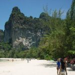 Ao Nang, Railay Beach, Krabi