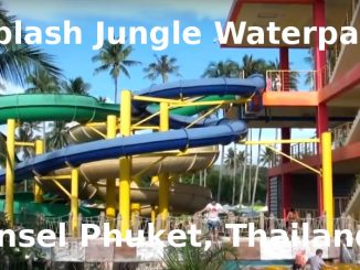 Splash Jungle Waterpark, Phuket