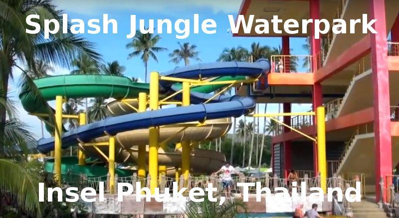 Splash Jungle Waterpark, Phuket